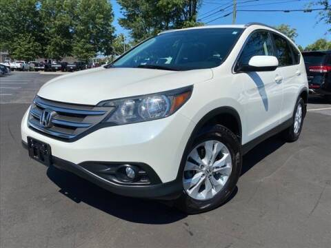 2013 Honda CR-V for sale at iDeal Auto in Raleigh NC