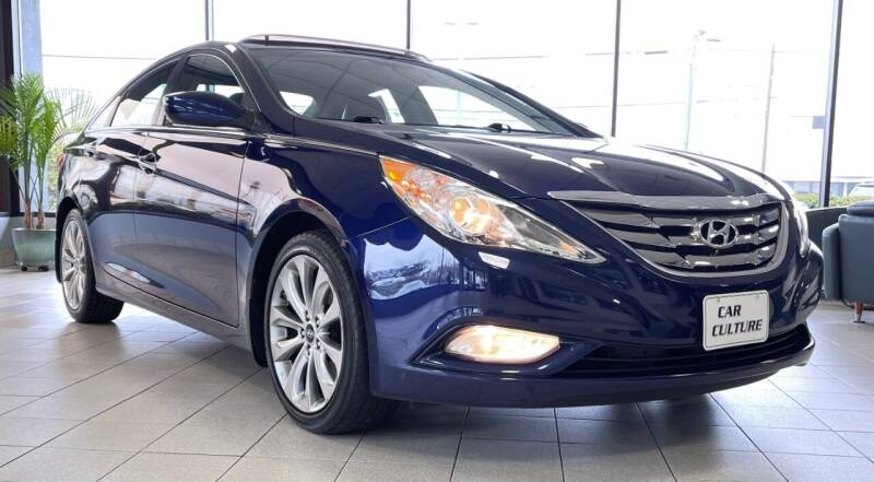 2013 Hyundai Sonata for sale at Car Culture in Warren OH