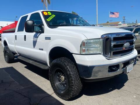2005 Ford F-350 Super Duty for sale at North County Auto in Oceanside CA