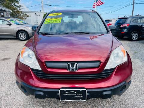 2008 Honda CR-V for sale at Cape Cod Cars & Trucks in Hyannis MA
