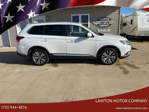 2019 Mitsubishi Outlander for sale at Lawton Motor Company in Lawton IA