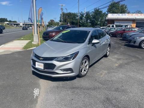 2017 Chevrolet Cruze for sale at CARMART Of New Castle in New Castle DE