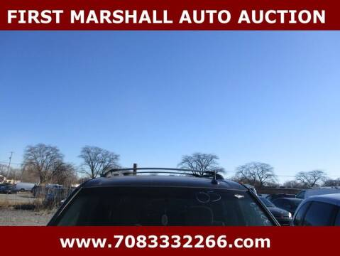 2005 Chevrolet TrailBlazer for sale at First Marshall Auto Auction in Harvey IL