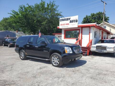 2007 GMC Yukon XL for sale at Crosby Auto LLC in Kansas City MO