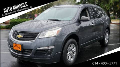 2014 Chevrolet Traverse for sale at Auto Miracle in Columbus OH