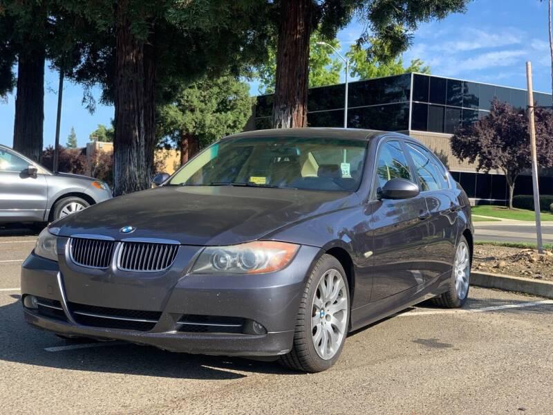 2007 BMW 3 Series for sale at TREE CITY AUTO in Rancho Cordova CA