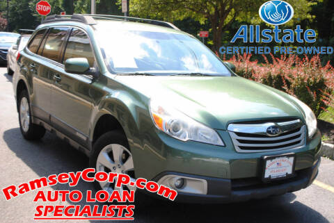 2012 Subaru Outback for sale at Ramsey Corp. in West Milford NJ