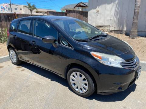 2015 Nissan Versa Note for sale at HEILAND AUTO SALES in Oceano CA