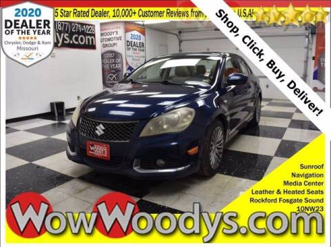 2010 Suzuki Kizashi for sale at WOODY'S AUTOMOTIVE GROUP in Chillicothe MO