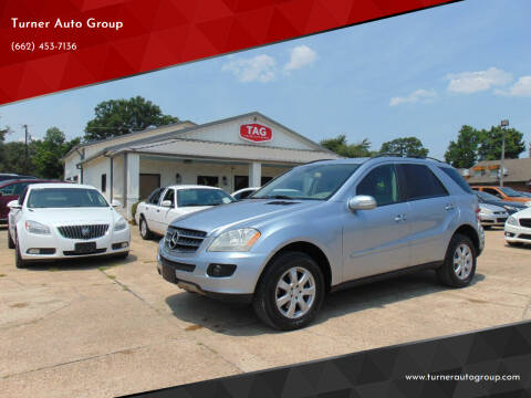 2007 Mercedes-Benz M-Class for sale at Turner Auto Group in Greenwood MS