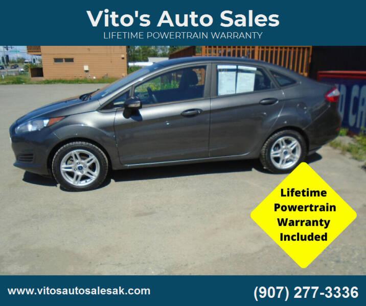 2019 Ford Fiesta for sale at Vito's Auto Sales in Anchorage AK