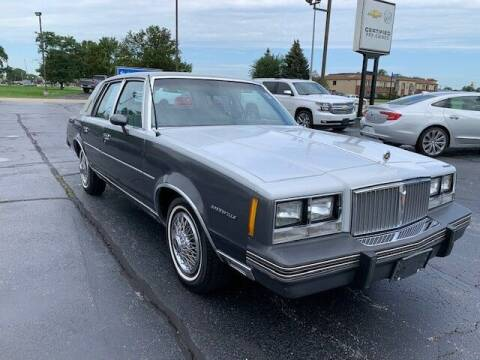 1982 Pontiac Bonneville for sale at Dunn Chevrolet in Oregon OH