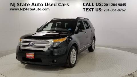 2011 Ford Explorer for sale at NJ State Auto Auction in Jersey City NJ