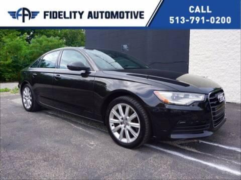 2015 Audi A6 for sale at Fidelity Automotive LLC in Cincinnati OH