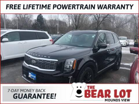 2020 Kia Telluride for sale at Rydell Auto Outlet in Mounds View MN