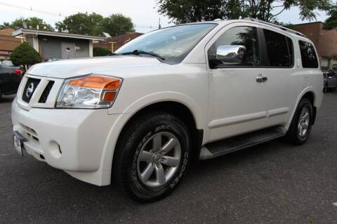 2010 Nissan Armada for sale at AA Discount Auto Sales in Bergenfield NJ