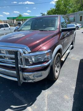 2012 RAM Ram Pickup 1500 for sale at BRYANT AUTO SALES in Bryant AR