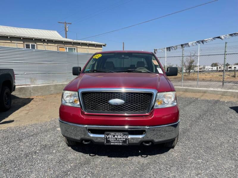 2007 Ford F-150 for sale at Velascos Used Car Sales in Hermiston OR