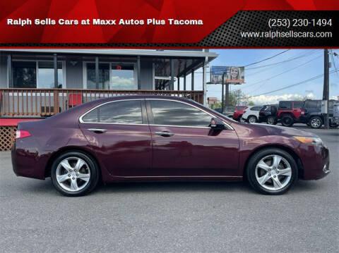 2012 Acura TSX for sale at Ralph Sells Cars at Maxx Autos Plus Tacoma in Tacoma WA