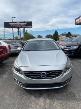 2014 Volvo S60 for sale at Washington Auto Group in Waukegan IL