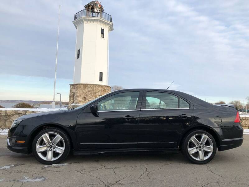 2011 Ford Fusion for sale at Firl Auto Sales in Fond Du Lac WI