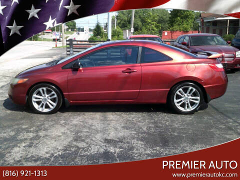 2007 Honda Civic for sale at Premier Auto in Independence MO