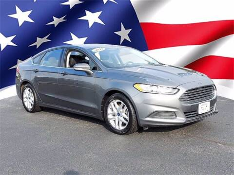 2013 Ford Fusion for sale at Gentilini Motors in Woodbine NJ