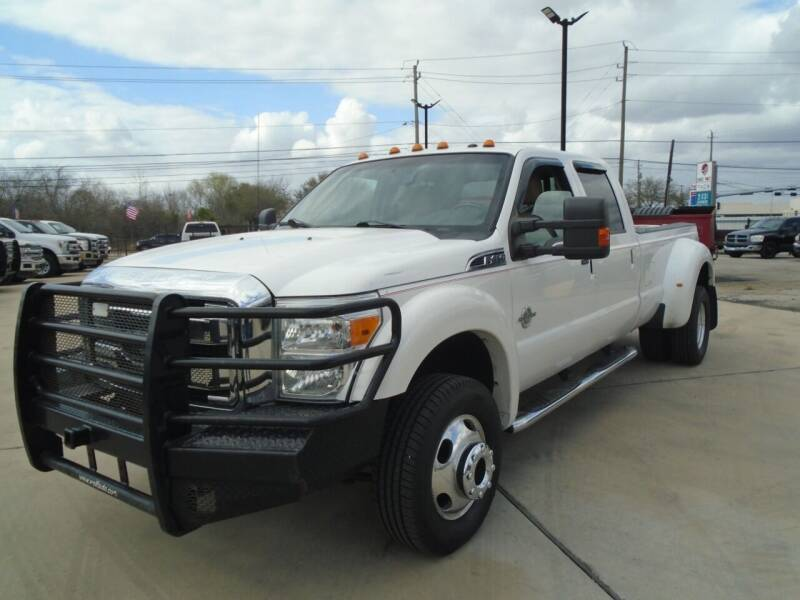 2012 Ford F-450 Super Duty for sale at Premier Foreign Domestic Cars in Houston TX