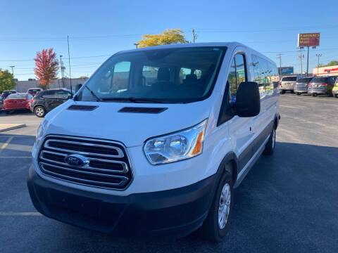 2019 Ford Transit Passenger for sale at RABIDEAU'S AUTO MART in Green Bay WI