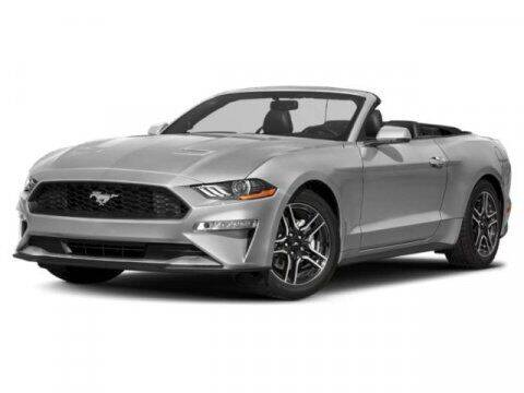 2020 Ford Mustang for sale at Hawk Ford of St. Charles in St Charles IL