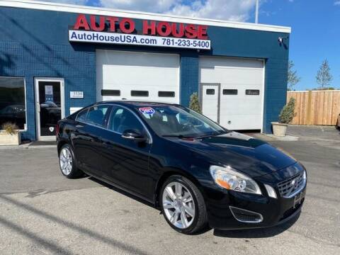 2012 Volvo S60 for sale at Saugus Auto Mall in Saugus MA