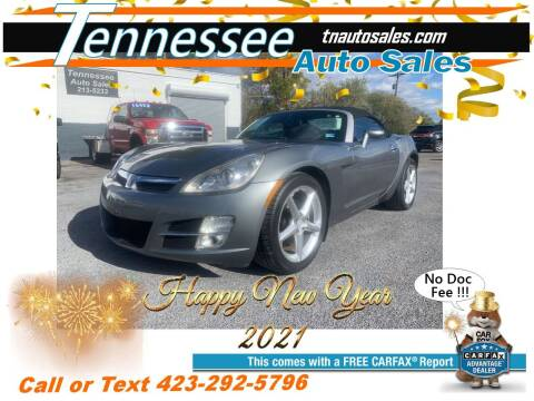 2007 Saturn SKY for sale at Tennessee Auto Sales in Elizabethton TN