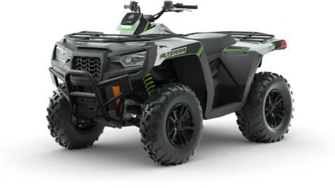 2022 Arctic Cat Alterra 600 XT for sale at GT Toyz Motor Sports & Marine - GT Toyz Motorsports in Halfmoon NY