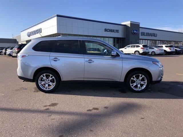 2014 Mitsubishi Outlander for sale at Schulte Subaru in Sioux Falls SD