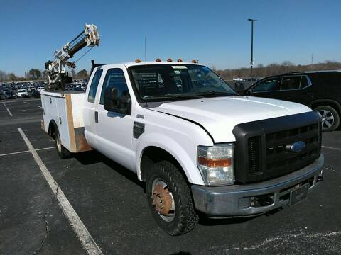 2009 Ford F-350 Super Duty for sale at Quick Stop Motors in Kansas City MO
