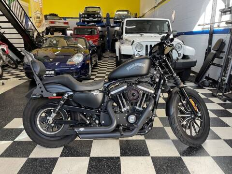 2014 HARLEY DAVIDSON XL 883 for sale at Euro Auto Sport in Chantilly VA