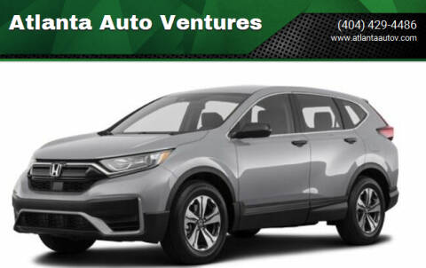 2020 Honda CR-V for sale at Atlanta Auto Ventures in Roswell GA