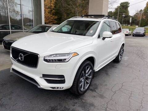 2018 Volvo XC90 for sale at Credit Union Auto Buying Service in Winston Salem NC