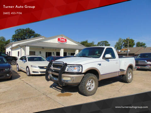 1998 Ford F-150 for sale at Turner Auto Group in Greenwood MS