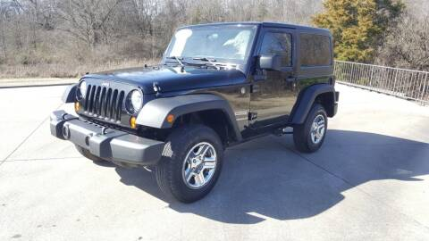 2013 Jeep Wrangler for sale at A & A IMPORTS OF TN in Madison TN