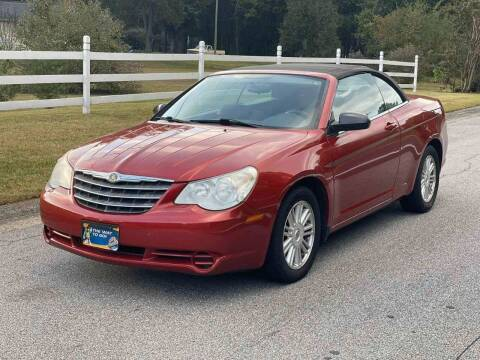 2008 Chrysler Sebring for sale at Two Brothers Auto Sales in Loganville GA