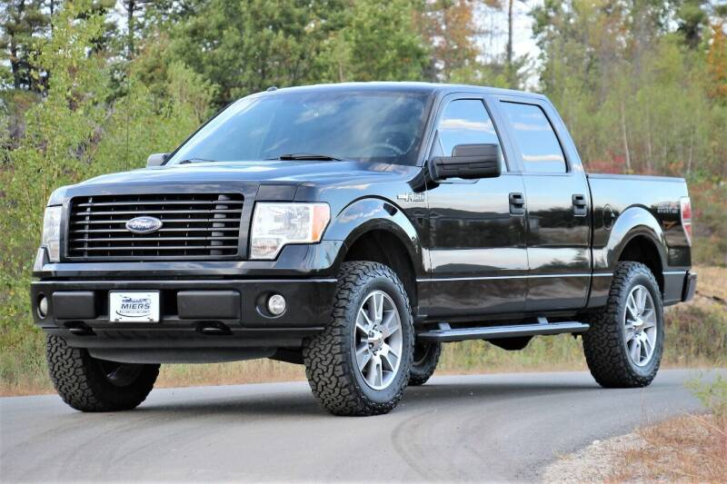 2014 Ford F-150 for sale at Miers Motorsports in Hampstead NH