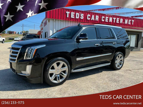 2015 Cadillac Escalade for sale at TEDS CAR CENTER in Athens AL