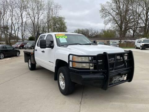 2007 Chevrolet Silverado 2500HD for sale at Zacatecas Motors Corp in Des Moines IA