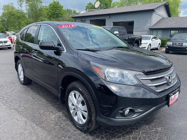 2014 Honda CR-V for sale at HUFF AUTO GROUP in Jackson MI