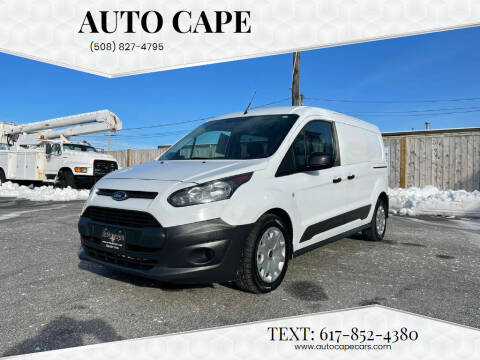 2016 Ford Transit Connect Cargo for sale at Auto Cape in Hyannis MA