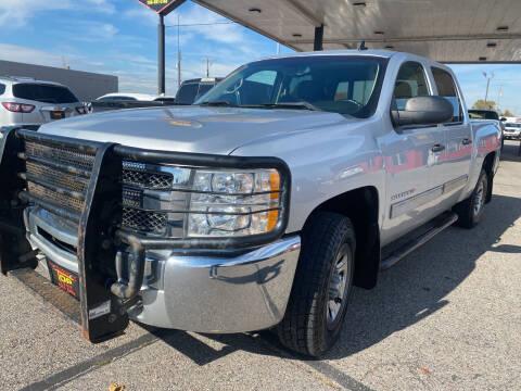 2013 Chevrolet Silverado 1500 for sale at Top Line Auto Sales in Idaho Falls ID