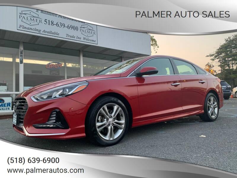 2018 Hyundai Sonata for sale at Palmer Auto Sales in Menands NY