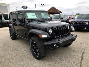 2021 Jeep Wrangler Unlimited for sale in Brandenburg, KY
