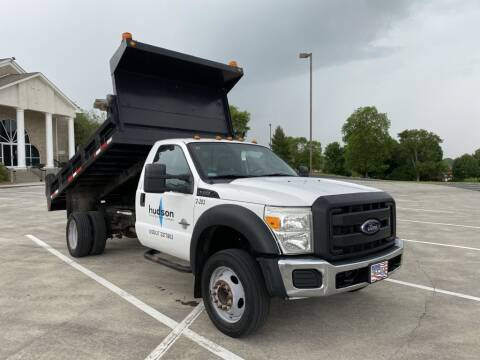 2012 Ford F-450 Super Duty for sale at 411 Trucks & Auto Sales Inc. in Maryville TN